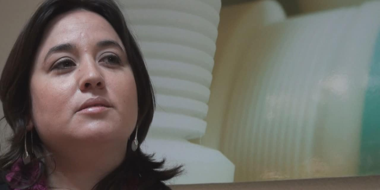 Diabético en primera persona: Natalia Aceituno