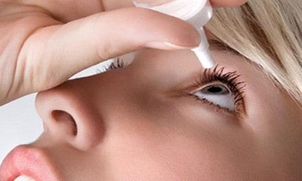 Los síntomas de la diabetes en ojos