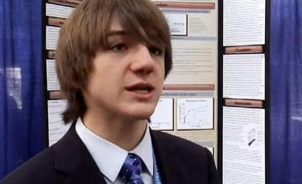 Un adolescente inventa un método para detectar cáncer de páncreas