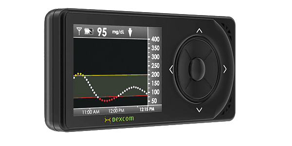 Monitor continuo de glucosa: DexcomG4