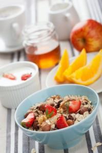 hábitos saludables desayuno