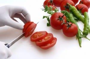 hábitos saludables verdura