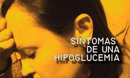 Síntomas de una hipoglucemia