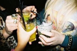 drunkorexia