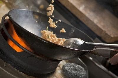 Aprendiendo donde cocinar
