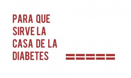 La casa de la diabetes será un punto de encuentro