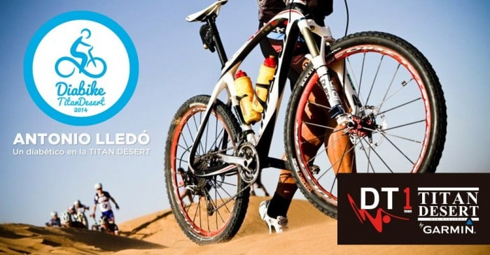 Titan Desert 2014 con diabetes