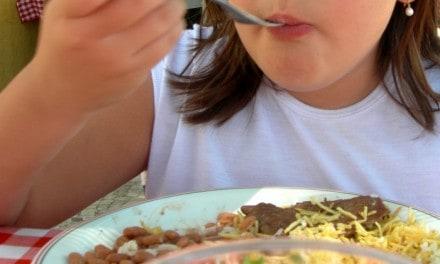 El sobrepeso infantil en España es de un 45%