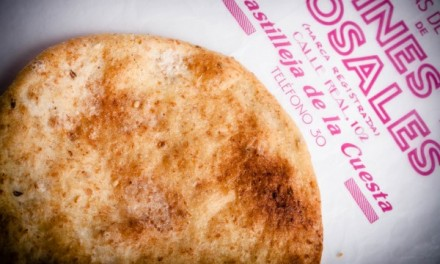 Tortas sin azúcar de Inés Rosales para desayunar