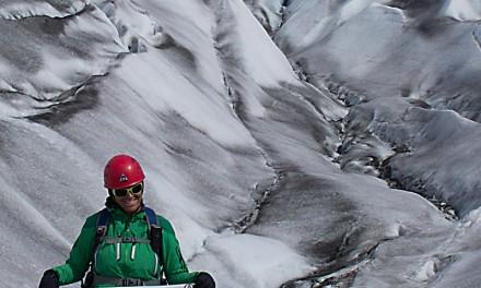 Glaciares con diabetes, la aventura de Susana