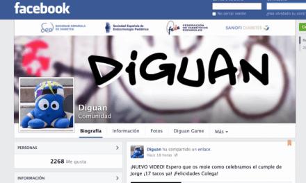 Diguan llega a Facebook