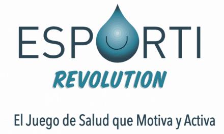 Esporti Revolution una app deportiva para niños