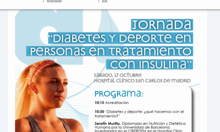 Deporte y diabetes con insulina