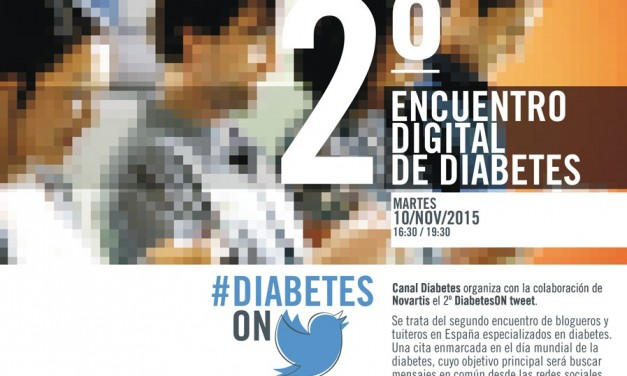 Regresa el Diabetes On Tweet