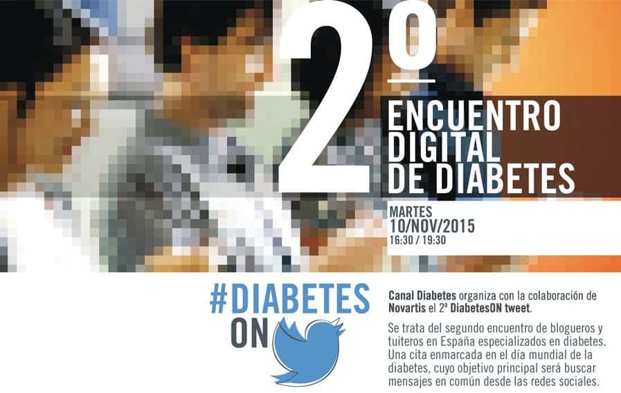 Regresa el Diabetes On Tweet