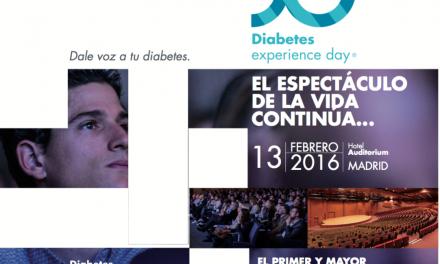 El programa del Diabetes Experience Day 2016