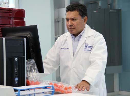 Un smartphone que detecta diabetes tipo 2 a través de la saliva