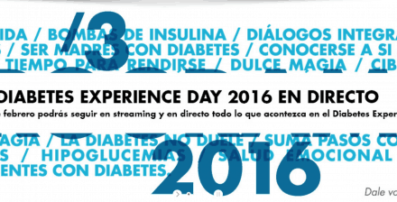 Diabetes Experience Day 2016 en directo