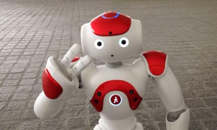 Andy el robot con diabetes del Ai2