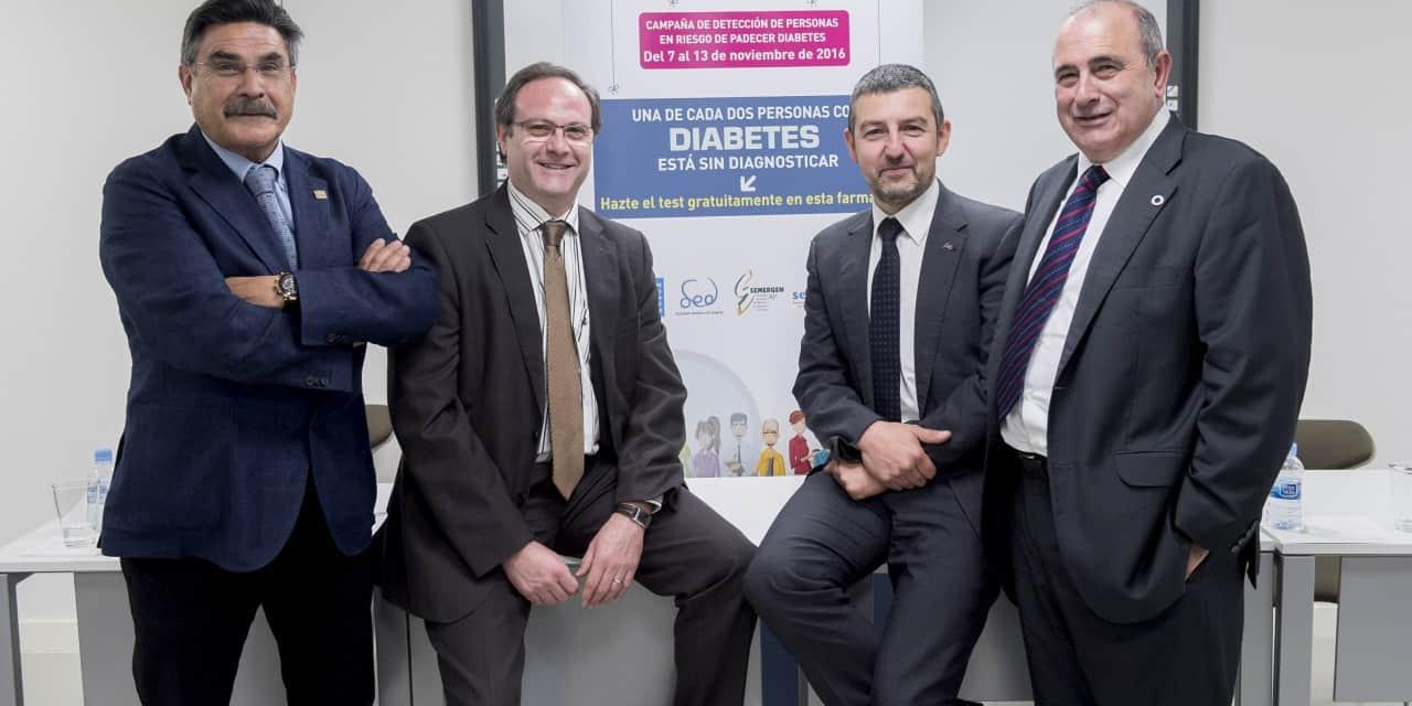 Lanzan campaña para detectar en farmacias riesgo de diabetes