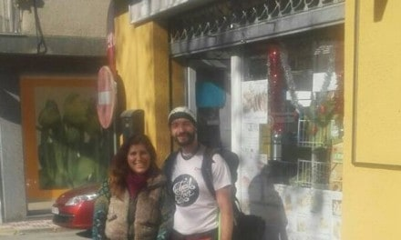 Miguel Angel Palomino cruzará a pie Andalucía por la diabetes