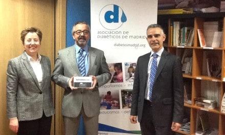 Bankia apoya un proyecto de la Asociación de Diabéticos de Madrid