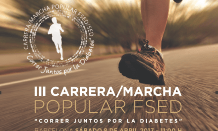 Correr juntos por la Diabetes en Barcelona