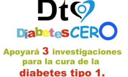 DiabetesCERO entregará 75.000 € a tres proyectos de investigación