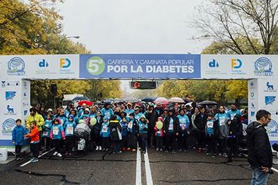 Abierto el plazo de inscripción para la 6ª Carrera y Caminata Popular por la Diabetes