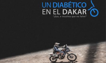 Dani Albero puede ser el primer piloto con diabetes en el Dakar
