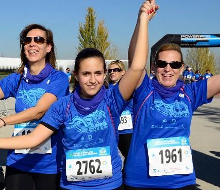 La 6ª Carrera y Caminata Popular por la Diabetes centrada en la mujer