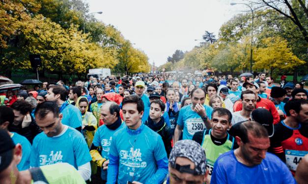 4.000 corredores en la 6ª Carrera y Caminata Popular por la Diabetes