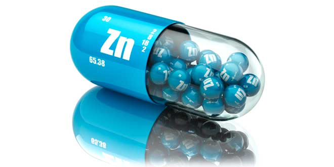 Los suplementos de zinc podrían disminuir la progresión de la DM2
