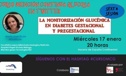 Capítulo 6: La monitorización glucémica en diabetes gestacional y pregestacional