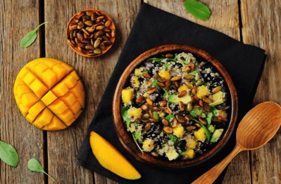Una dieta vegana podría prevenir la diabetes tipo 2 según estudio
