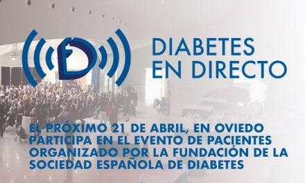 Oviedo acogerá la primera edición de Diabetes en Directo