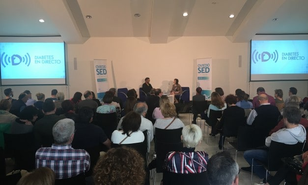 """La Fundación de la Sociedad Española de Diabetes reúne en Oviedo a 300 pacientes con motivo de """"Diabetes en Directo"""""""