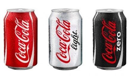 Los refrescos 'light' y 'zero' aumentan el riesgo de obesidad y diabetes.