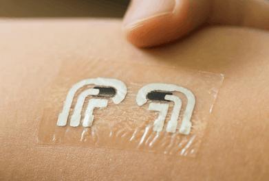 Investigadores americanos miden la glucosa a través del sudor con un tatuaje