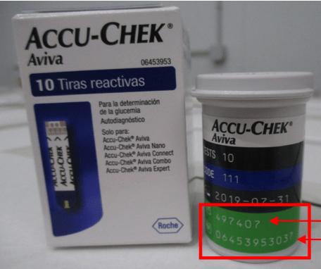 Retiran varios lotes de tiras Accu-Chek Aviva y Accu-Chek Performa