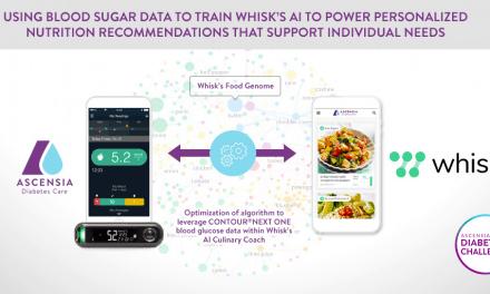 La aplicación Whisk gana el Ascensia Diabetes Challenge