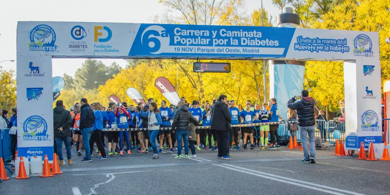 Abierta la inscripción para la 7ª Carrera y Caminata Popular por la Diabetes