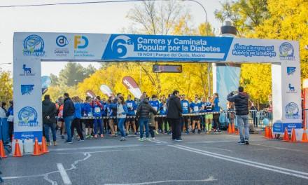 Abierta la inscripción para la 7ª Carrera y Caminata Popular por la Diabetes