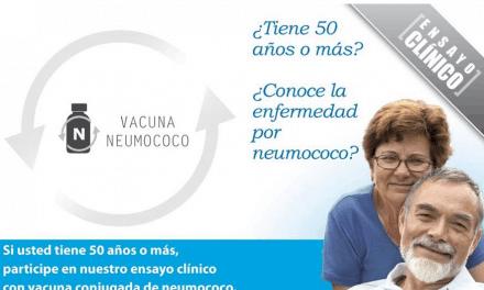 Lanzan ensayo clínico para desarrollar vacuna contra el neumococo
