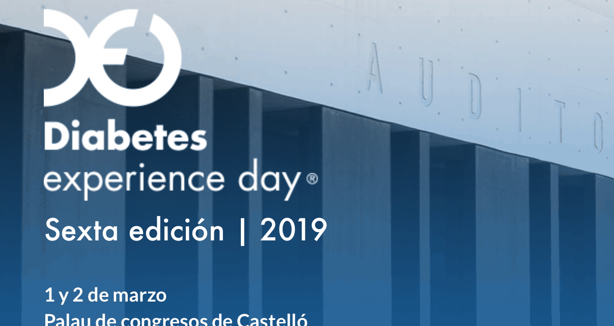 Arranca el Diabetes Experience Day 2019, en Castellón.