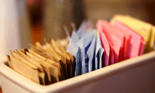 Los edulcorantes bajos en calorías pueden cambiar las bacterias intestinales