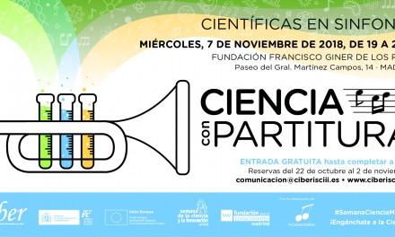 Cienciaconpartitura abordará la situación de la diabetes en España