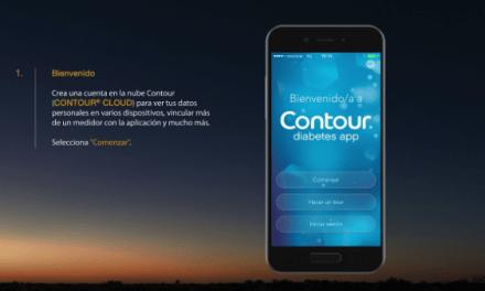 La app CONTOUR® DIABETES reconocida con el distintivo de AppSaludable