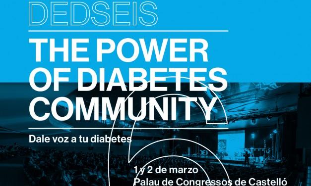 1000 personas ya tienen su entrada para el Diabetes Experience Day Castellón