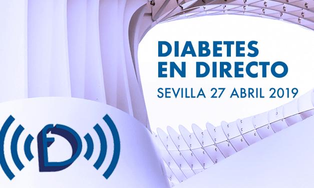 Participa en Diabetes en Directo 2019 en Sevilla